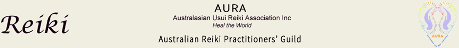 AURA – Australasian Usui Reiki Association Inc
